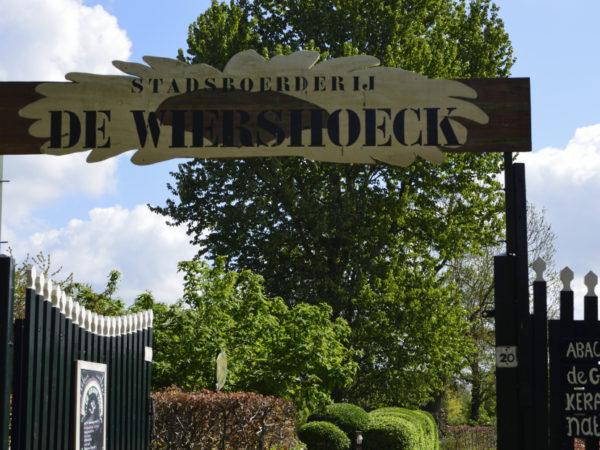 HERFSTMARKTJE 24 NOVEMBER bij stadsboerderij De Wiershoeck