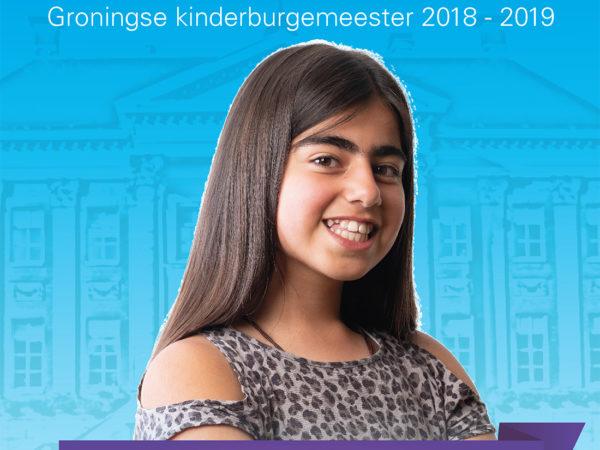 Interview met kandidaat kinderburgemeester Tina