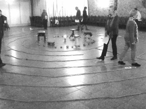 Labyrint, ontdek je levensweg