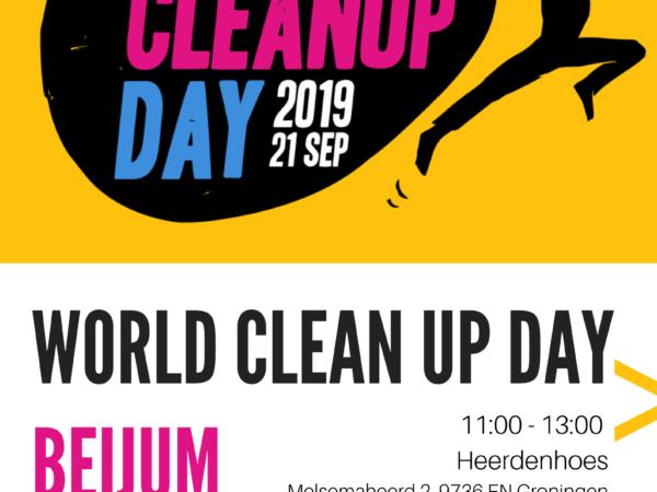 World Cleanup Day Beijum