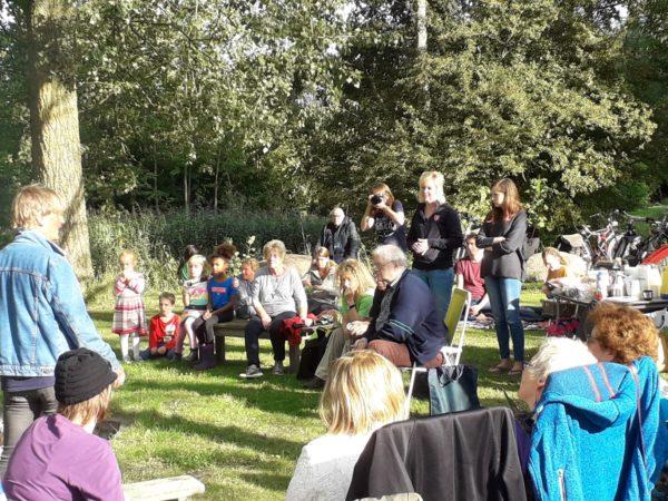 Vriendenvuur wijkpicknick, een sfeerverslag