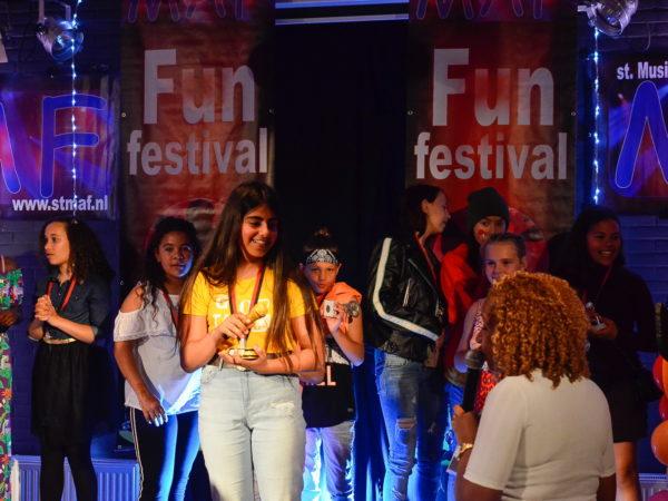 MAF Funfestival voor jong en oud
