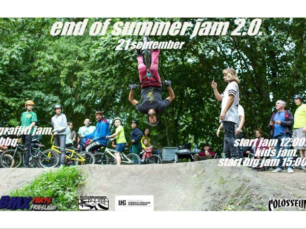 End of Summer Jam 2.0