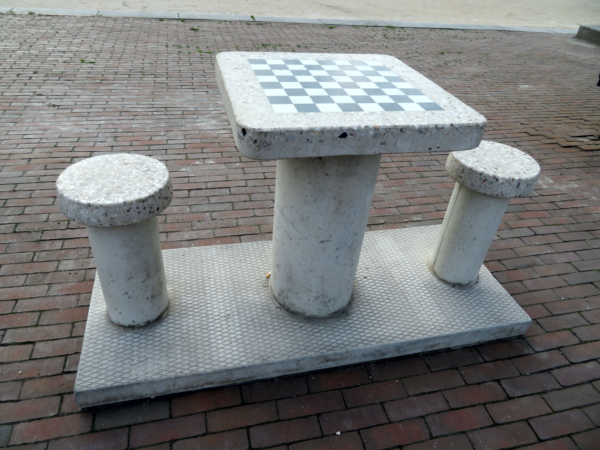 Eerste schaakfeest Beijum