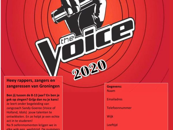The Voice 2020