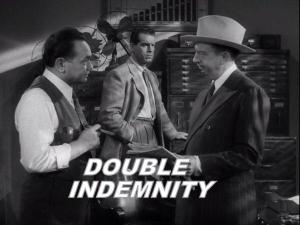 "Fimavond @ Trefpunt ""Double Indemnity"""