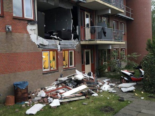 Reactie gemeente naar aanleiding explosie Wibenaheerd