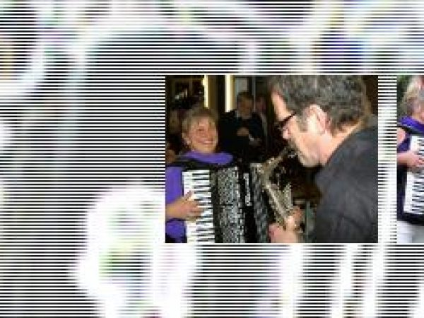 Muziek in de Kersentuin